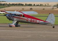 G-BRDJ @ EGSU - 1. G-BRDJ at Duxford September Airshow - by Eric.Fishwick