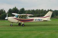 G-FNLY @ EGBD - Cessna F172M
