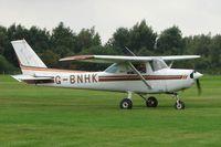 G-BNHK @ EGBD - Cessna 152