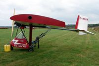 G-MNMW - Otherton Microlight Fly-in Staffordshire , UK