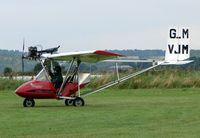 G-MVJM - Otherton Microlight Fly-in Staffordshire , UK
