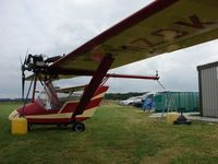 G-MZOK - Otherton Microlight Fly-in Staffordshire , UK