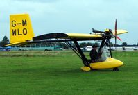 G-MWLO - Otherton Microlight Fly-in Staffordshire , UK