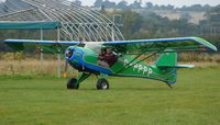 G-PPPP - Otherton Microlight Fly-in Staffordshire , UK