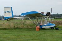 G-MYAH - Otherton Microlight Fly-in Staffordshire , UK