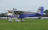 G-OTCV - Otherton Microlight Fly-in Staffordshire , UK
