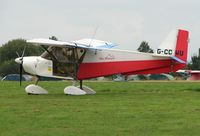 G-CCWU - Otherton Microlight Fly-in Staffordshire , UK