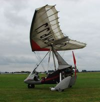 G-MRJJ - Otherton Microlight Fly-in Staffordshire , UK