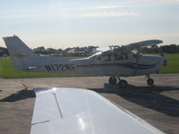 N172WF @ MWC - On the Ramp at KMWC