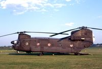 83-24125 @ IOW - CH-47D at the Iowa City fly in breakfast - by Glenn E. Chatfield