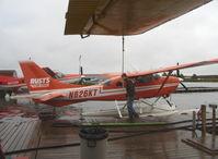 N626KT @ LHD - Cessna U206G STATIONAIR, Continental IO-520-F 300/285 Hp, of Rust Air - by Doug Robertson