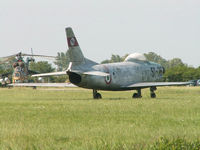 MM54-1292 - F-86K/Preserved/Rivolto-Udine (marked as 55-4818) - by Ian Woodcock