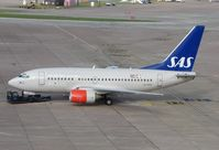 LN-RRR @ EGCC - SAS B737 - by Terry Fletcher