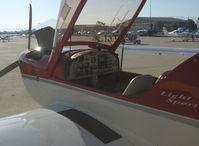 N701GB @ CMA - 2007 Aero Sp Z O O AT-4 G700S, Rotax 912 ULS 100 Hp, panel - by Doug Robertson