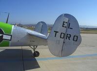 N314WN @ CMA - 1952 Beech C-45H, two P&W R-985 450 Hp each, twin tail - by Doug Robertson