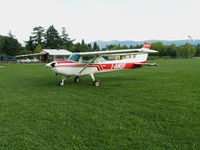I-AMDF - Cessna 152/Gorizia Friuli-Venzia - by Ian Woodcock