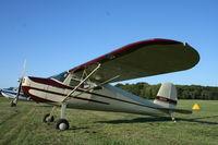 N2032V @ 40C - Cessna 120 - by Mark Pasqualino