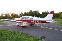 N82765 @ 7N7 - 1981 Piper PA-28-181 - by piper_paul