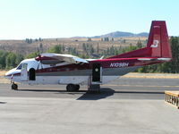 N109BH @ 2S0 - Used by North Cascades Smokejumpers - by Brian Hubbard