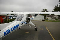 C-FTUG @ CAH3 - Gliding was cancelled, so we got some rides in the Wilga instead. - by Graham Christie