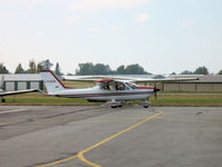 C-FZGR @ CYNJ - Heading out to the active - by Guy Pambrun