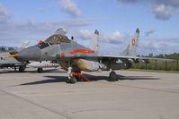 6124 @ BRQ - Slovakia - Air Force Mikoyan-Gurevich Mig29 - by Thomas Ramgraber-VAP