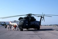 152404 @ DAY - CH-53A at the Dayton Air Show - by Glenn E. Chatfield