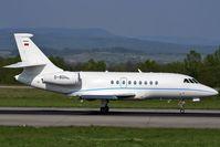 D-BDNL @ LFSB - departing rwy 16 - by eap_spotter