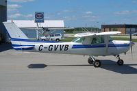 C-GVVB @ YXU - Taxiing across Ramp III. - by topgun3