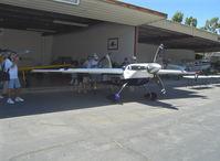 N111CD @ SZP - 1999 Zivco EDGE 540 Aerobatic, Lycoming AEIO-540 330 Hp - by Doug Robertson