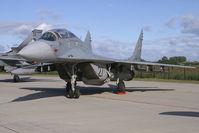 27 @ BRQ - Hungary - Air Force Mikoyan-Gurevich Mig29 - by Thomas Ramgraber-VAP