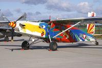 3G-EL @ BRQ - Austria - Air Force Pilatus PC6 - by Thomas Ramgraber-VAP