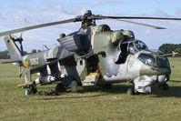 3362 @ BRQ - Czech Republic - Air Force Mil Mi-24 - by Thomas Ramgraber-VAP