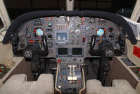 C-FBNW @ CYKZ - Cockpit view - by topgun3