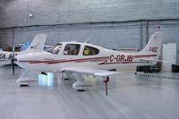 C-GRJB @ YKZ - Flight Exec hangar. - by topgun3