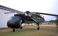 68-18438 - CH-54A at the Army Aviation Museum - by Glenn E. Chatfield