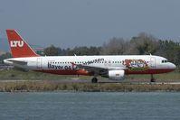 D-ALTC @ LGKR - LTU A320 - by Andy Graf-VAP
