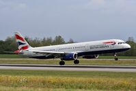 G-EUXE @ LFSB - arriving from London Heathrow - by eap_spotter