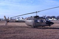 69-16324 @ DPA - OH-58A visiting - by Glenn E. Chatfield