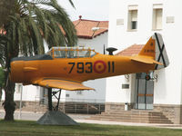E16-199 @ LELC - North American T-6G/Preserved/San Javier,Murcia - by Ian Woodcock