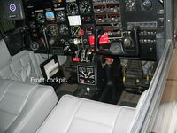 N1194N @ KUGN - Instrument Panel - Front Seats - by Denis Doster