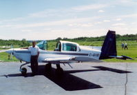 C-GVXO @ CYSC - Aircraft on the day I sold it in 1991 (after 4 years) at Sherbrooke Airport, Quebec, Canada - by Arnim Vogel