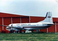 N907TC @ FTW - Nihon YS-11A - Fort Worth Air 21985