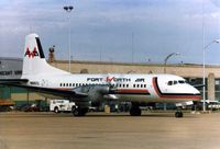N905TC @ FTW - Fort Worth Air @1985