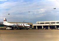 N906TC @ FTW - Fort Worth Air @1985