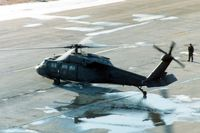 82-23740 @ CID - UH-60A seen from the control tower - by Glenn E. Chatfield