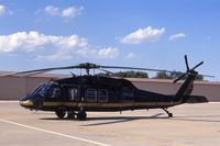 82-23747 @ DPA - U.S. Customs UH-60A on business of some sort.  If I told you ... - by Glenn E. Chatfield
