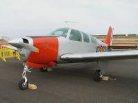 E24A-16 @ LELC - Beech F-33C Bonanza/San Javier,Murcia - by Ian Woodcock