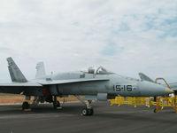 C15-29 @ LELC - McDonnell-Douglas EF-18A/Spanish AF/San Javier,Murcia - by Ian Woodcock
