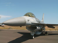15106 @ LELC - General Dynamics F-16A/Portuguese AF/San Javier,Murcia - by Ian Woodcock